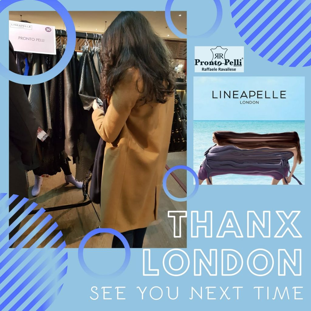 LINEAPELLE LONDON 2020 REVIEW