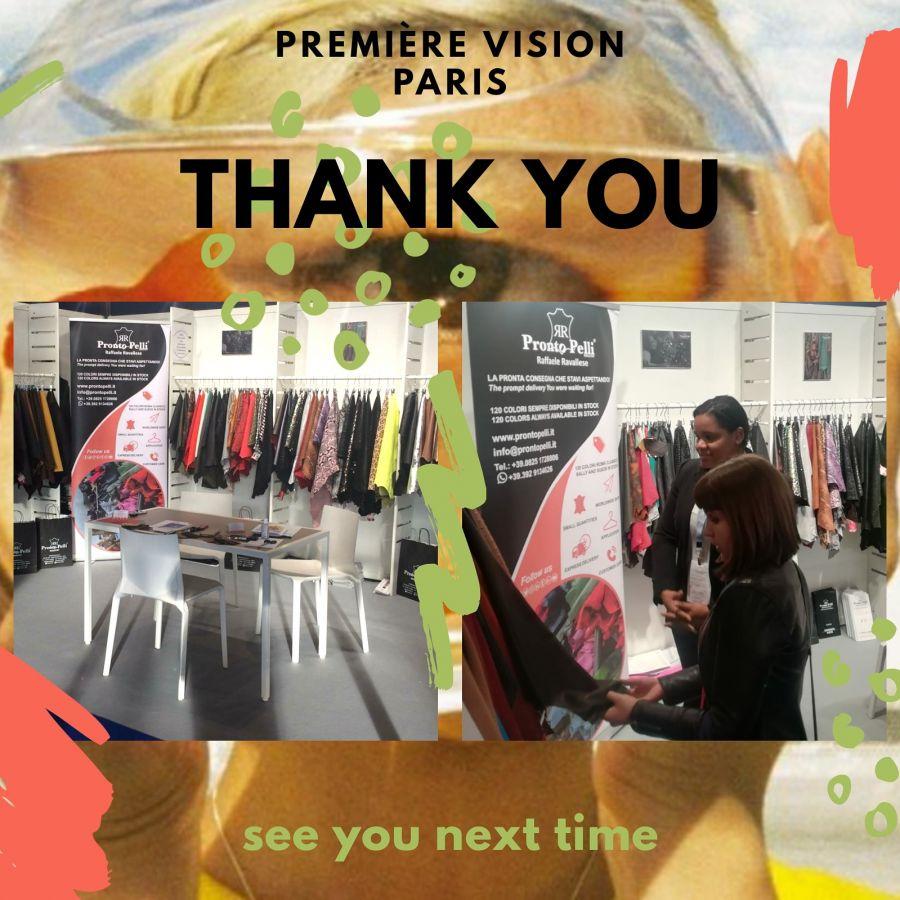 Première Vision Paris 2020 REVIEW