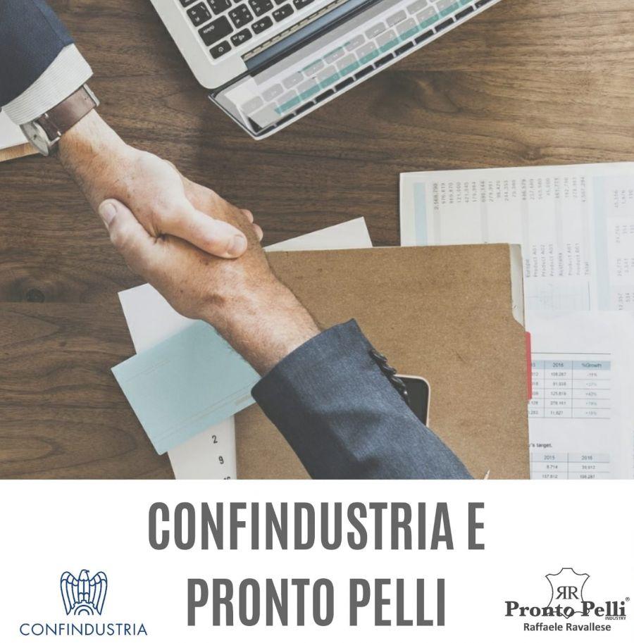 Pronto Pelli joins Confindustria