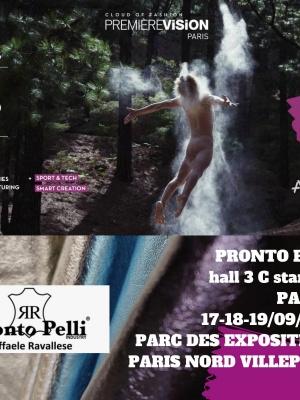 PREMIÈRE VISION 17>19 Settembre 2019 Parigi