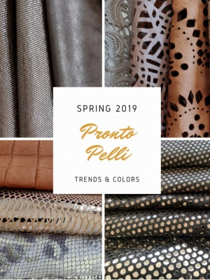 2019 Spring Fashion Trends and Colors